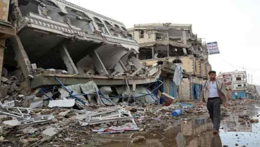 Yemen: UN report urges probe into rights violations amid 'entirely man-made catastrophe'