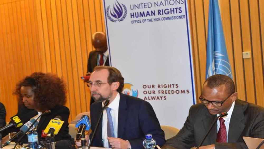 In Ethiopia, UN rights chief urges authorities for greater freedoms; space for critical voices