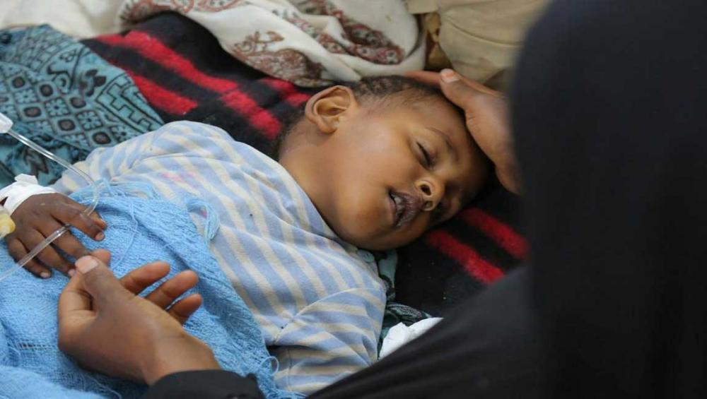 Children hardest hit as cholera spreads in war-torn Yemen – UNICEF