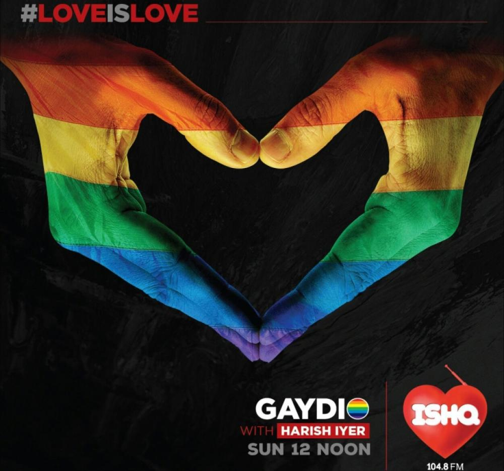 ISHQ 104.8 FM launches Gaydio, India's first LGBTQ radio show
