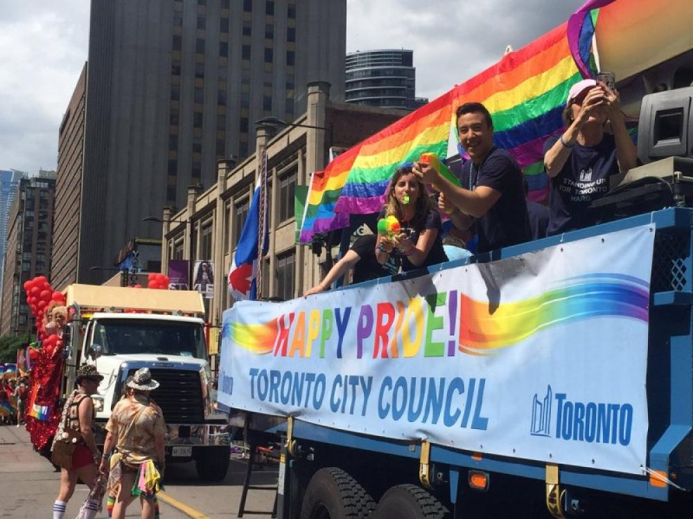 It's all about Inclusivity in Pride Toronto 2017