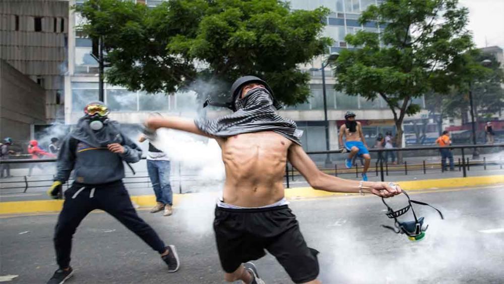 Venezuela: UN rights chief 'deeply concerned' by detention of opposition leaders