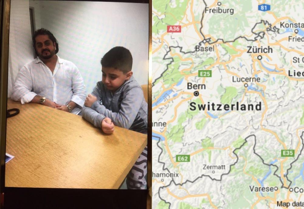 Mehran Marri detention: Activists cry foul at Switzerland