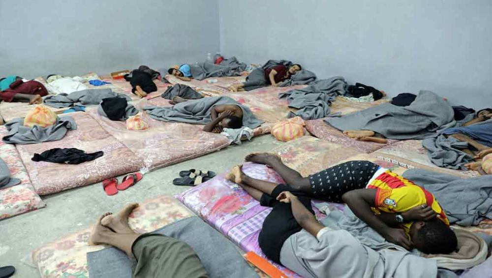 Security Council condemns reported slave trade of migrants in Libya
