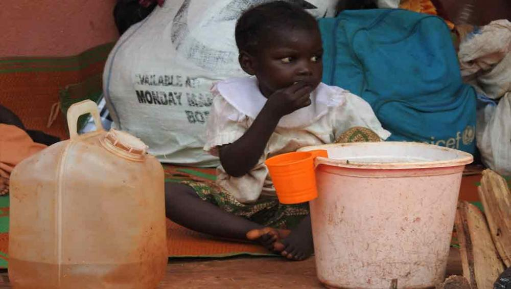UNICEF says 2017 has been a 'very difficult year' for children in Central African Republic