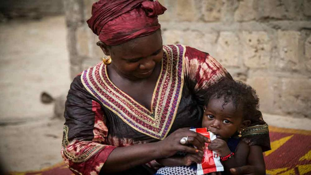 UNICEF warns of nutrition crisis affecting 165,000 children in Mali