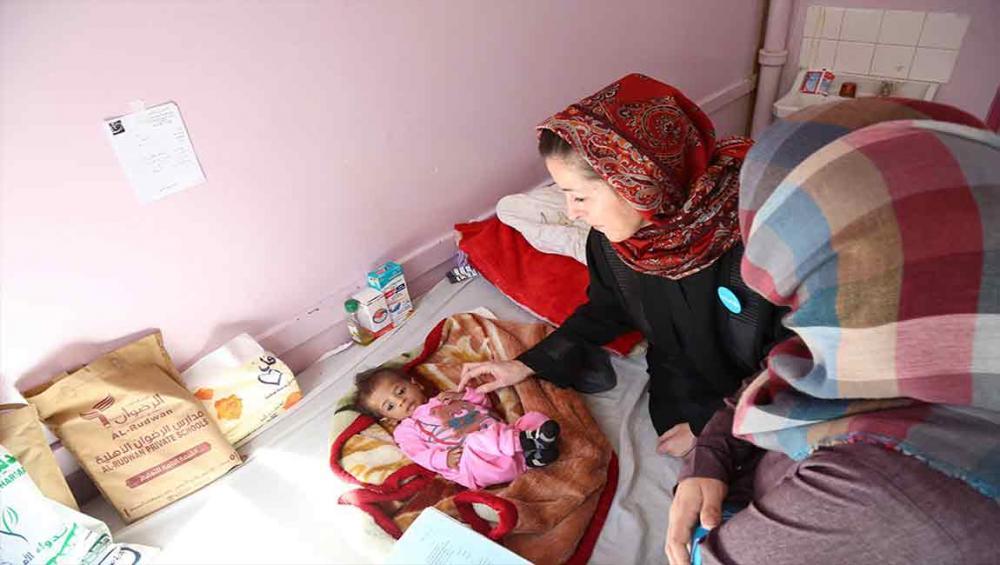 UNICEF official calls 2017 'horrible' for children in Yemen