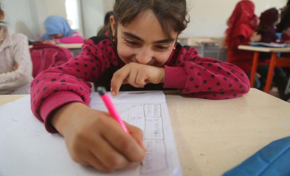 EU-UN cash transfer plan for education aims to reach 230,000 refugee children in Turkey