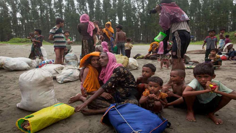 UN-supported campaign to immunize 150,000 Rohingya children against deadly diseases