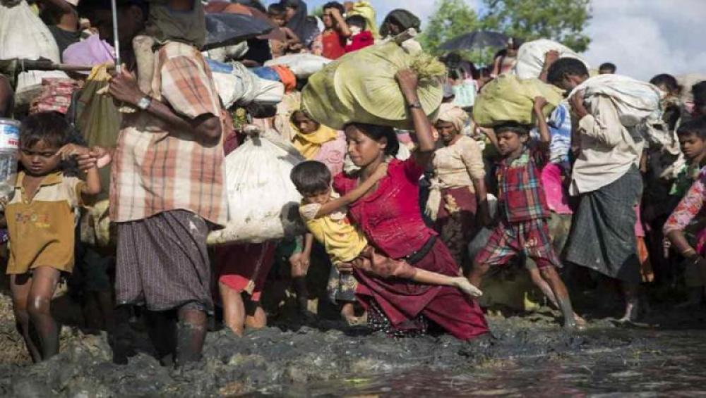 Myanmar army publishes report, says it did not abuse Rohingya people