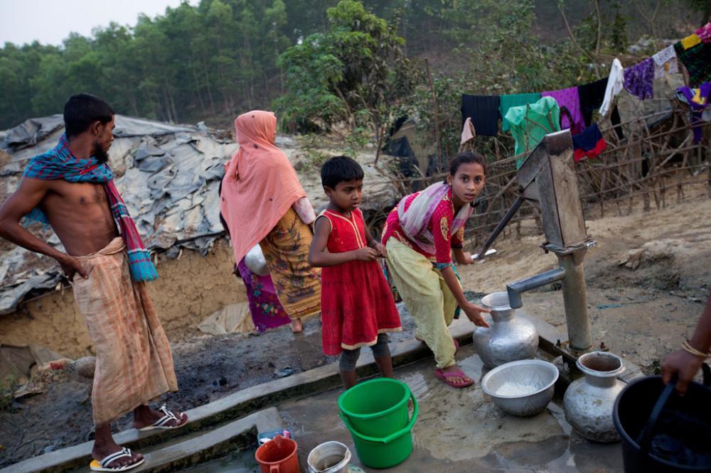 Bangladesh: Cadaver of Rohingya Muslims wash up at Cox's Bazaar, Police starts investigation