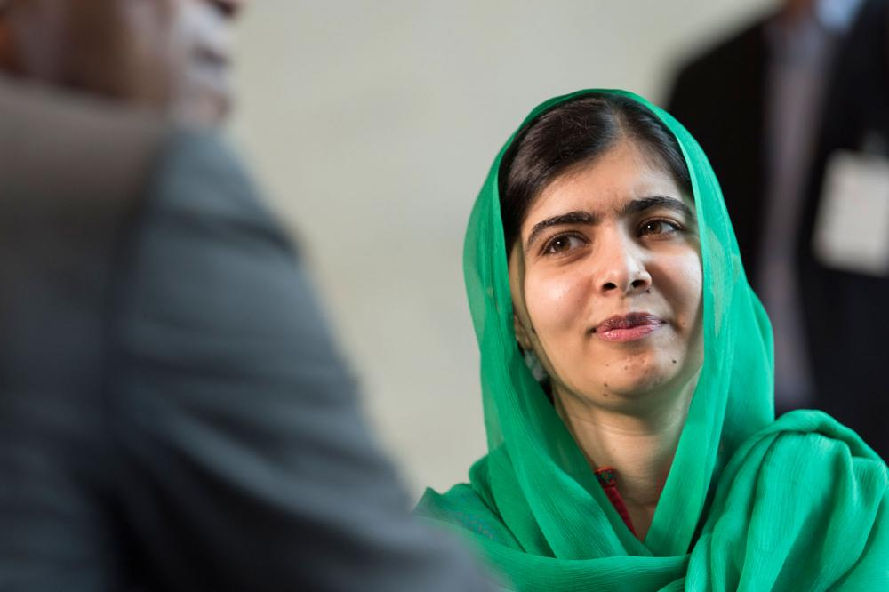 INTERVIEW: In fighting for girls' education, UN advocate Malala Yousafzai finds her purpose