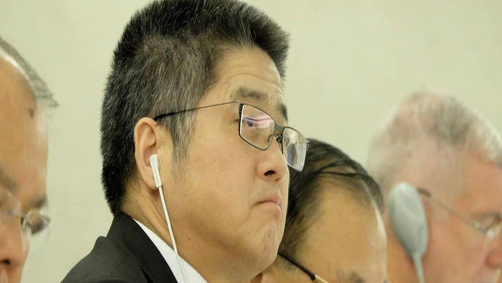 China hails human rights progress amid calls to close detention camps