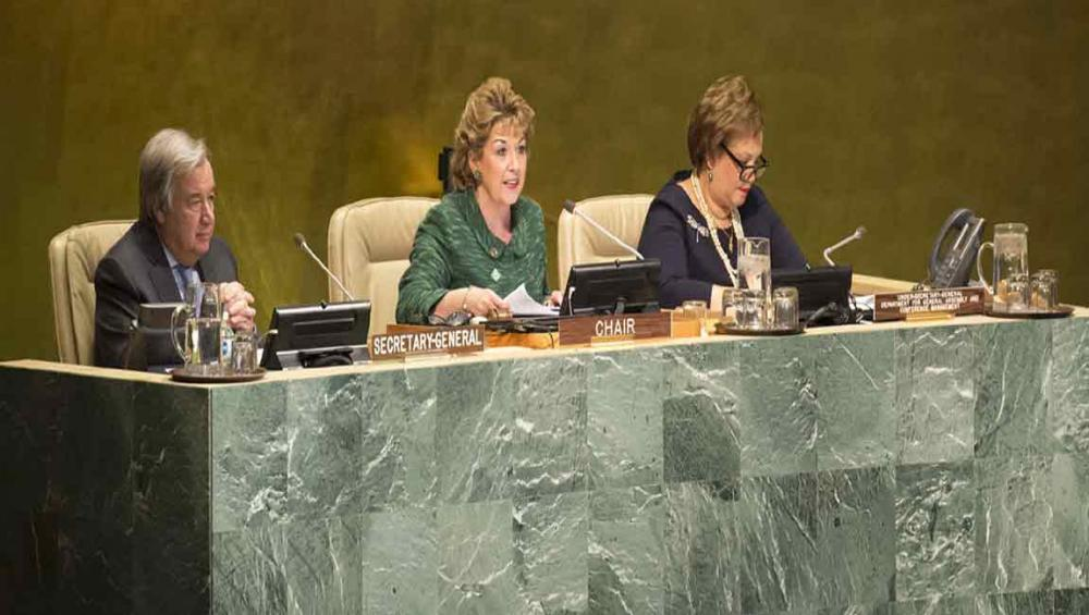 UN women's commission opens annual session at 'pivotal moment' for gender equality movement