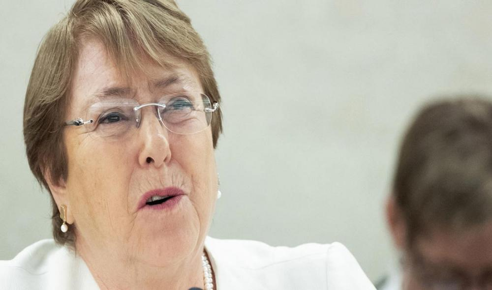 New UN rights chief pledges to push back on 'centuries of prejudice and discrimination'