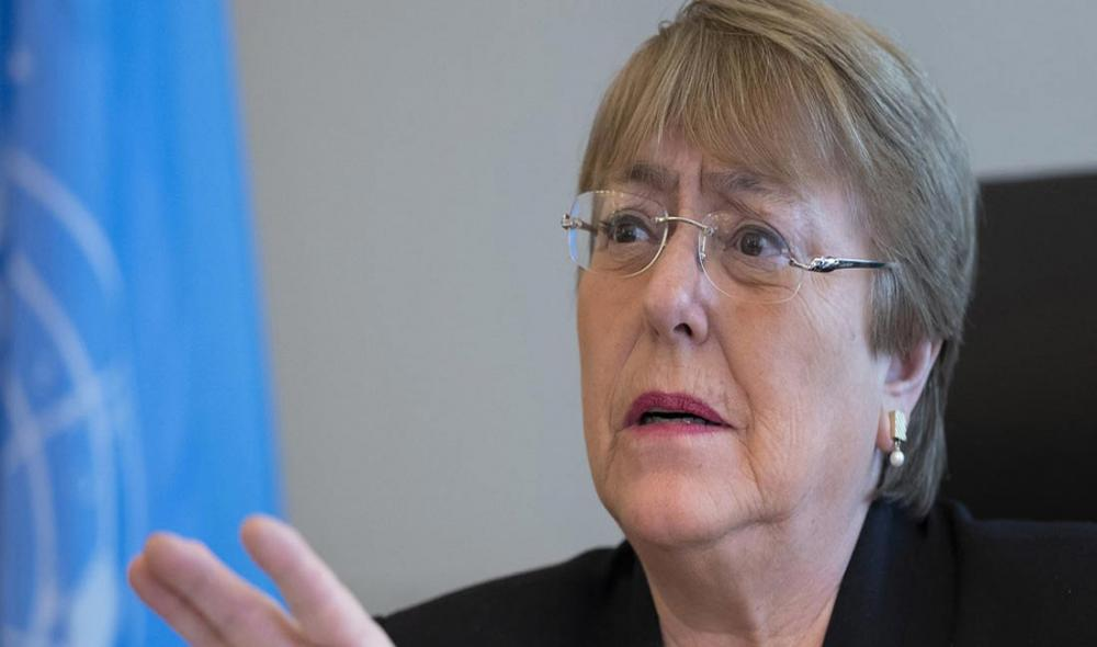 Egyptian death sentences a 'gross miscarriage of justice': UN human rights chief