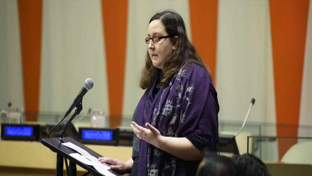 UN celebrates voice and visibility of women and girls with autism