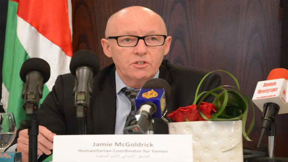 Giving voice to Yemen's voiceless: Jamie McGoldrick reflects on two years leading UN's relief effort