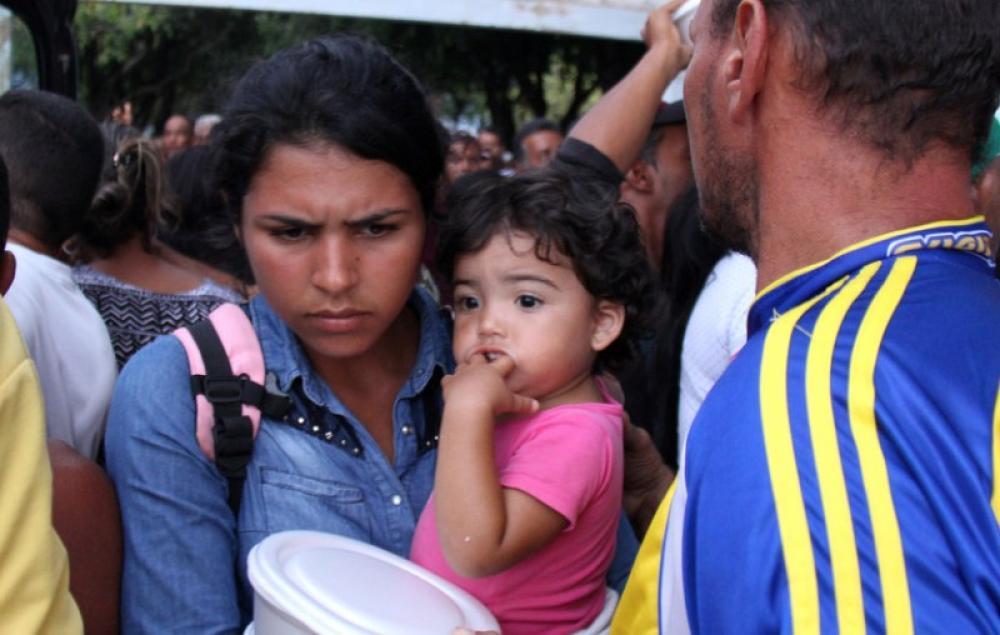 Human rights chief calls for international probe on Venezuela, following 'shocking accounts of extrajudicial killings'