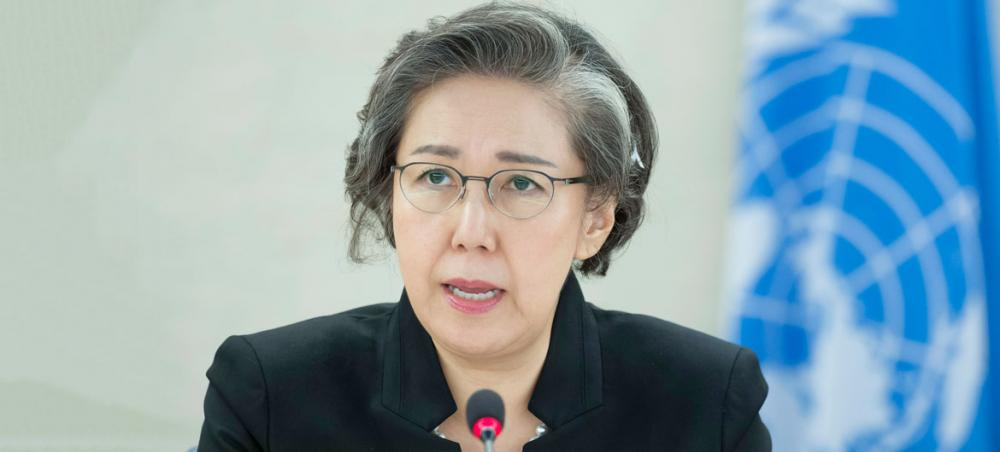 UN rights expert 'strongly recommends' probe by International Criminal Court into 'decades of crimes' in Myanmar