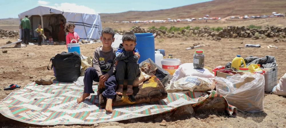 UNICEF appeals for end to 'war on children' in Syria and Yemen