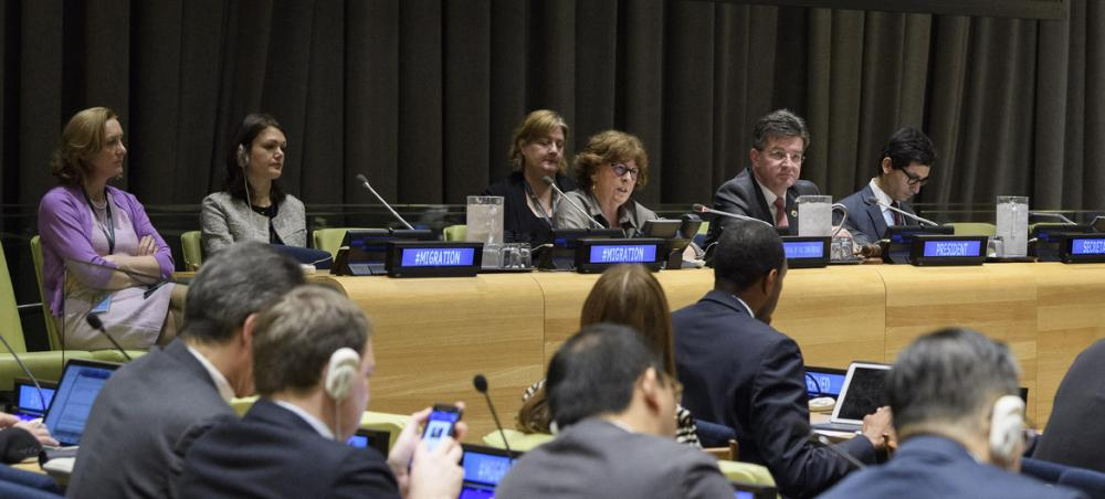 Realistic solutions must form basis of Global Compact for migration – UN conference