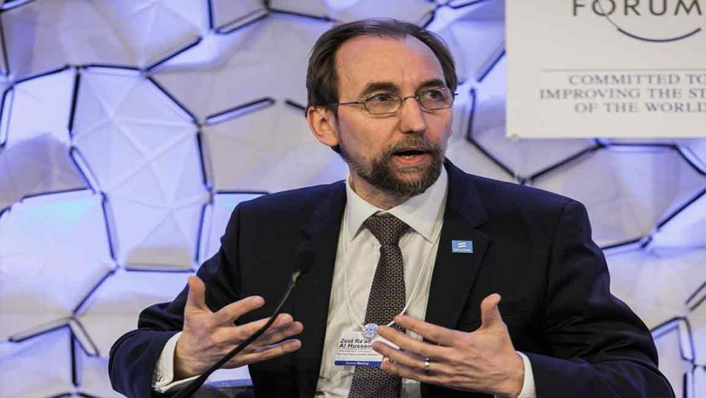 Davos: UN rights chief stresses leading role of businesses in ending LGBTI discrimination