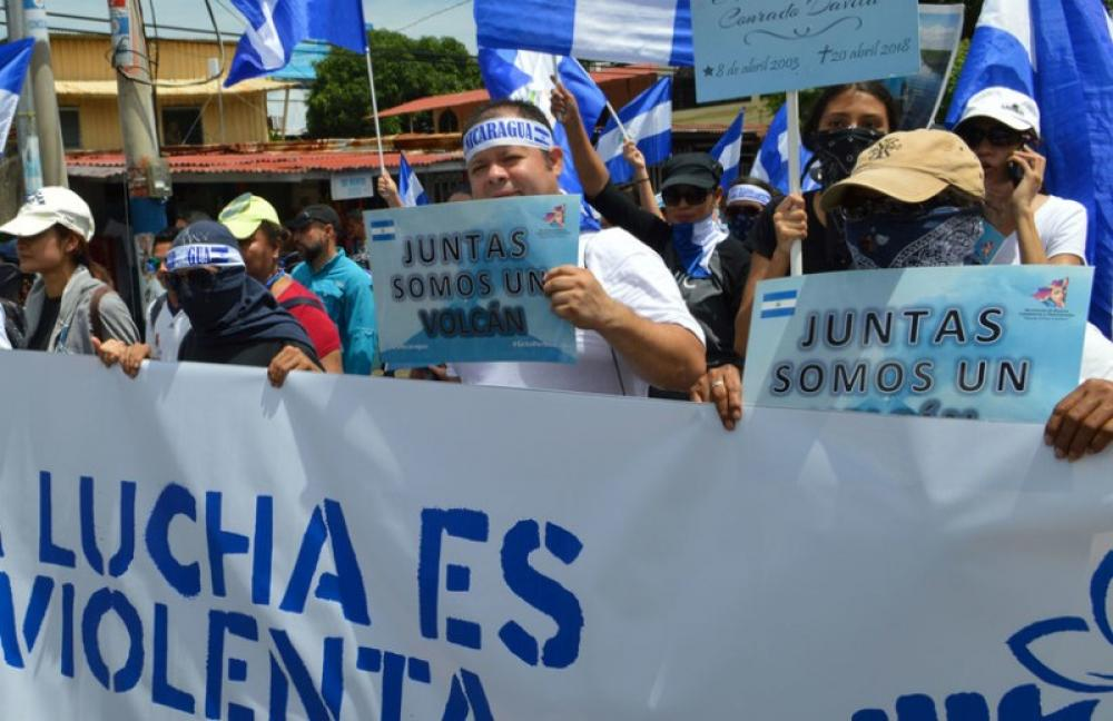 Nicaragua banishes UN human rights team for critical report