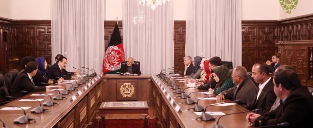 Afghanistan President Ashraf Ghani orders investigation into sex abuse claims in women's football team