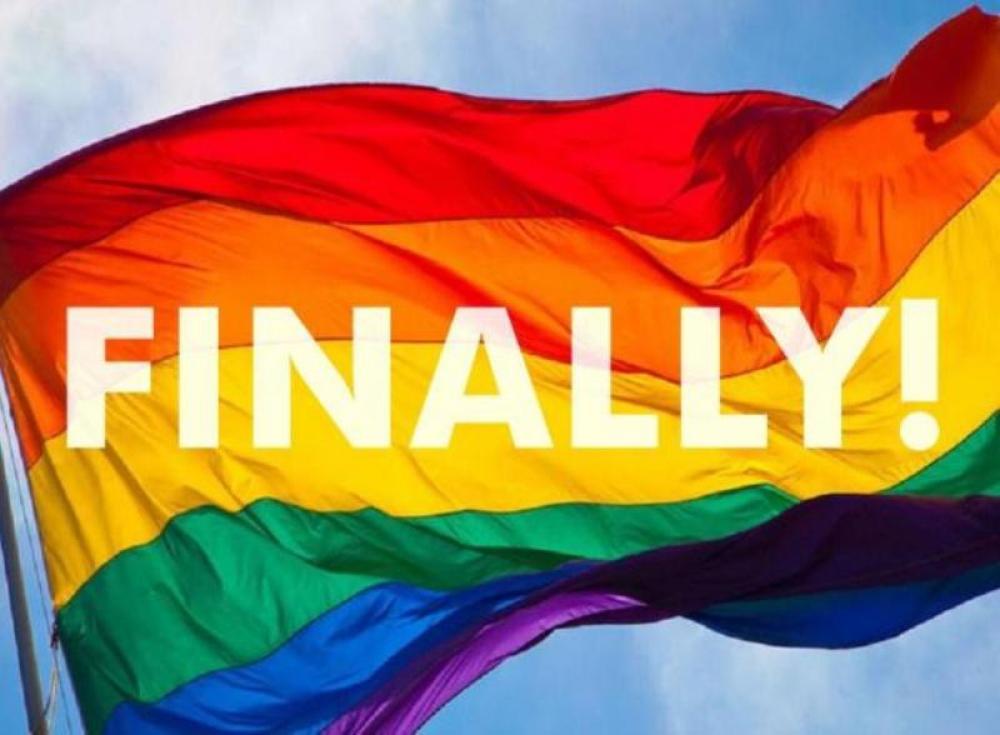 Take me as I am: Indian apex court strikes down Section 377, decriminalises gay sex