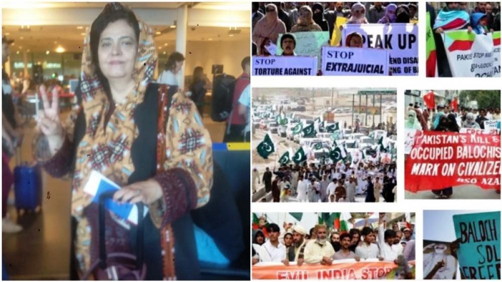 China-Pakistan Economic Corridor (CPEC) now root cause of rape and genocide in Balochistan: Naela Quadri Baloch