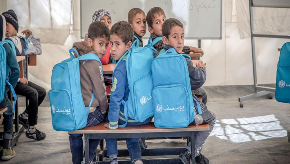 Conflict and inequality shape children's lives in Iraq; UNICEF urges 'right policies' for protection