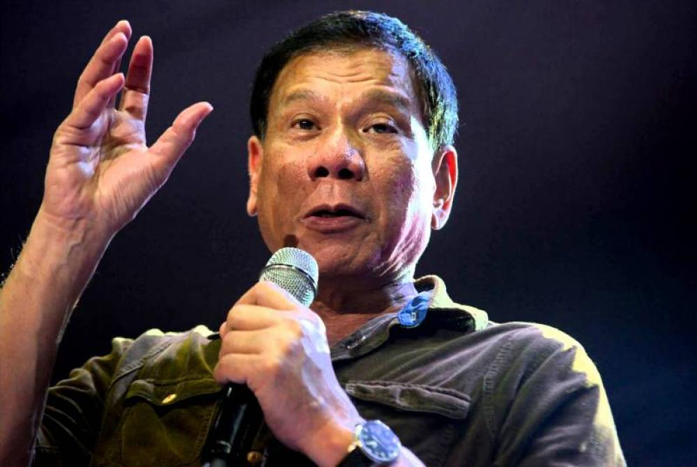 Rodrigo Duterte faces backlash for alleged misogynist comments