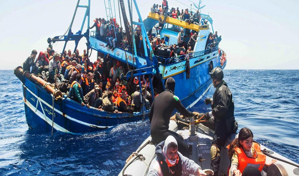 Major increase in Europe's refugee and migrant death rate: UNHCR