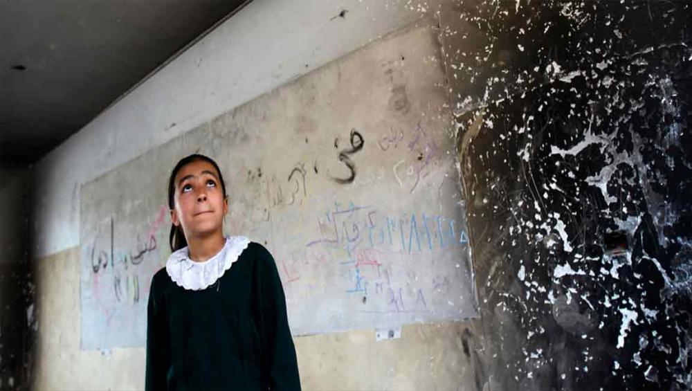 Children bear the brunt as violence escalates in Gaza - UNICEF