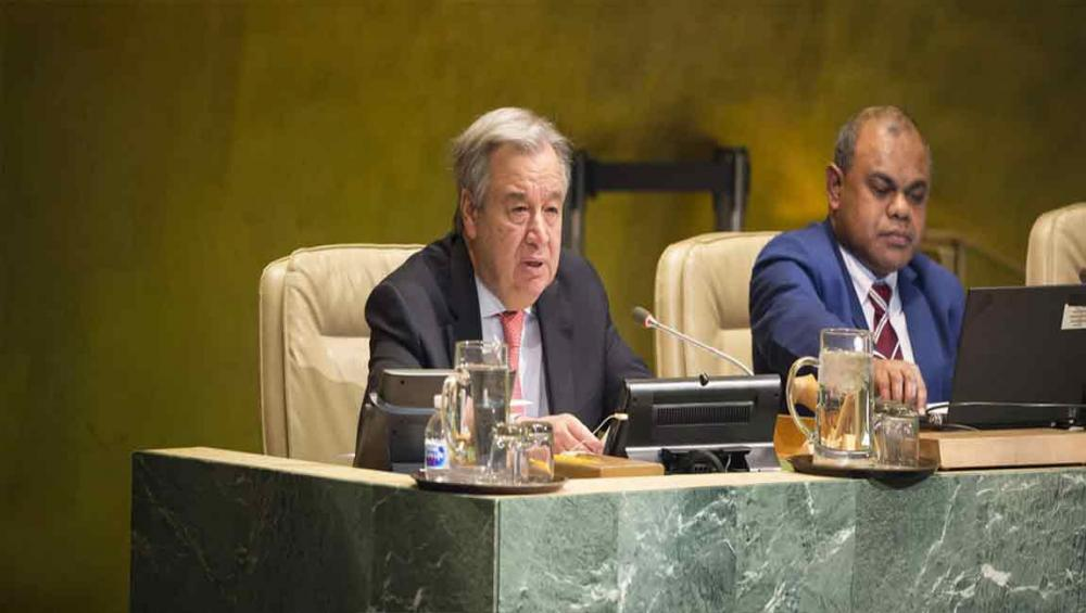Promote tolerance, respect diversity, UN chief urges ahead of International Day against racial discrimination