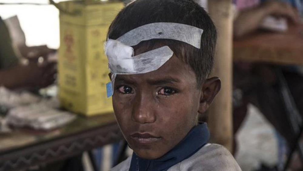 Children suffering 'atrocities' as number of countries in conflict hits new peak: UNICEF