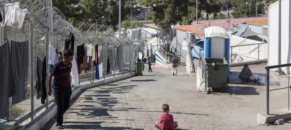 Vulnerable children face 'dire and dangerous' situation on Greek island reception centres, UNICEF warns