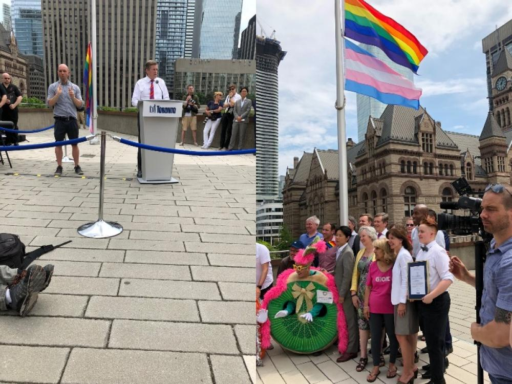 Canada: Mayor says Toronto Pride Month should focus on Inclusivity for the LGBTQ community
