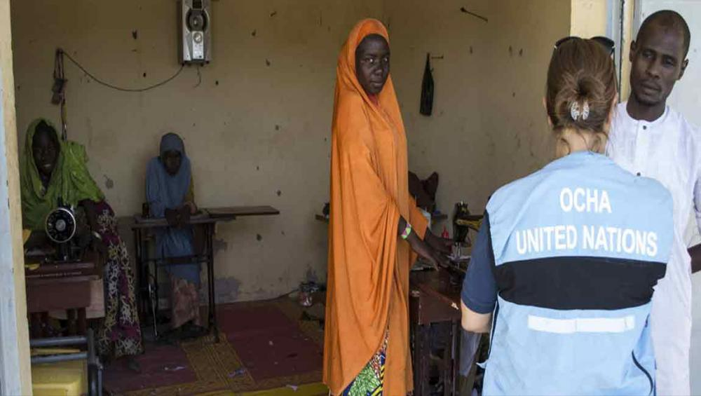 UN allocates $9 million to help thousands of people displaced in north-east Nigeria