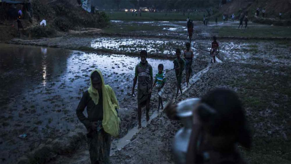 Conditions 'not yet conducive' for Rohingya refugee to return home to Myanmar – UN agency
