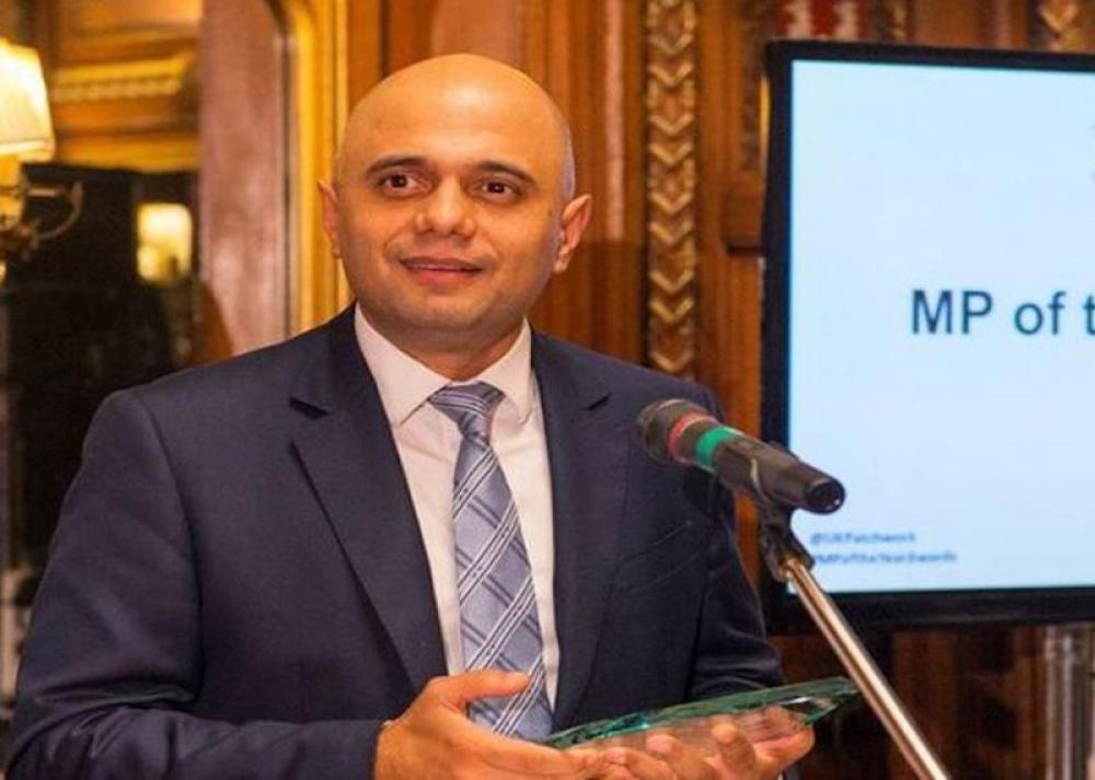 British Home Secretary Sajid Javid says ignoring the Pakistani origin of UK pedophiles will encourage extremists