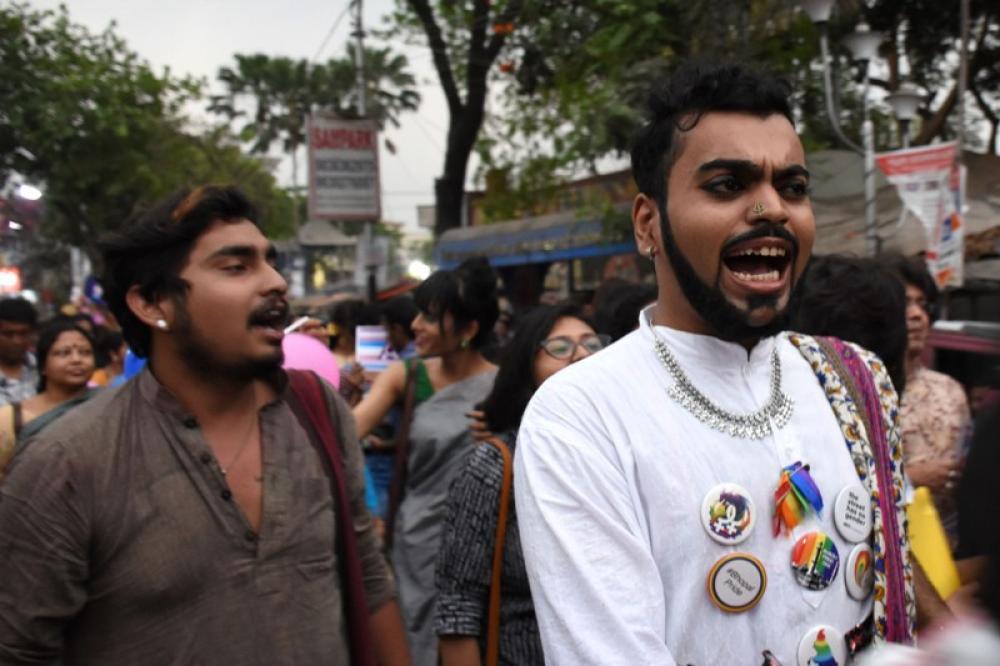 Kolkata celebrates International Transgender Visibility Day