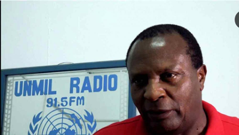 'Where peace begins': helping Liberia turn the corner through the power of radio