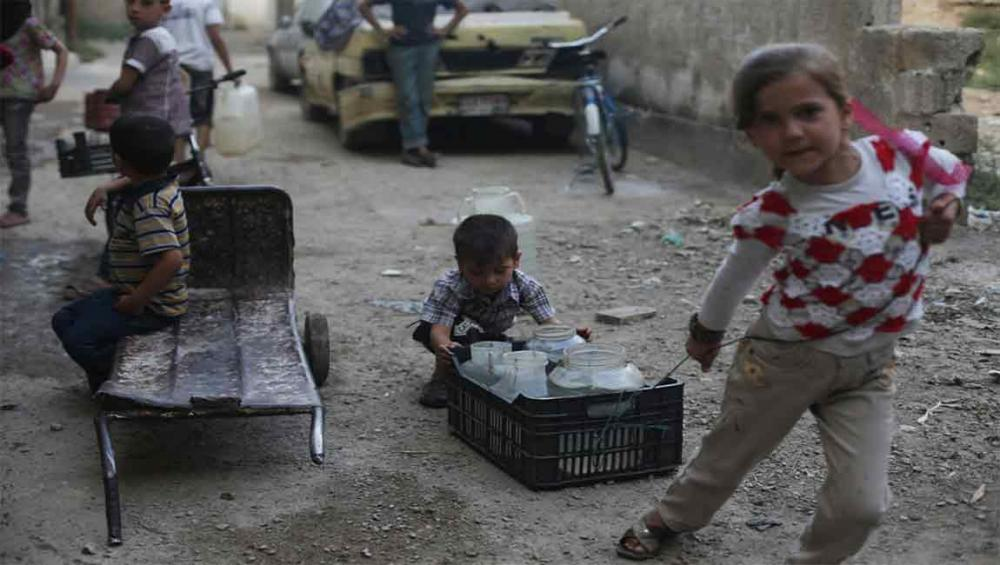 Syria: Life 'living nightmare' for children in East Ghouta, UNICEF chief warns