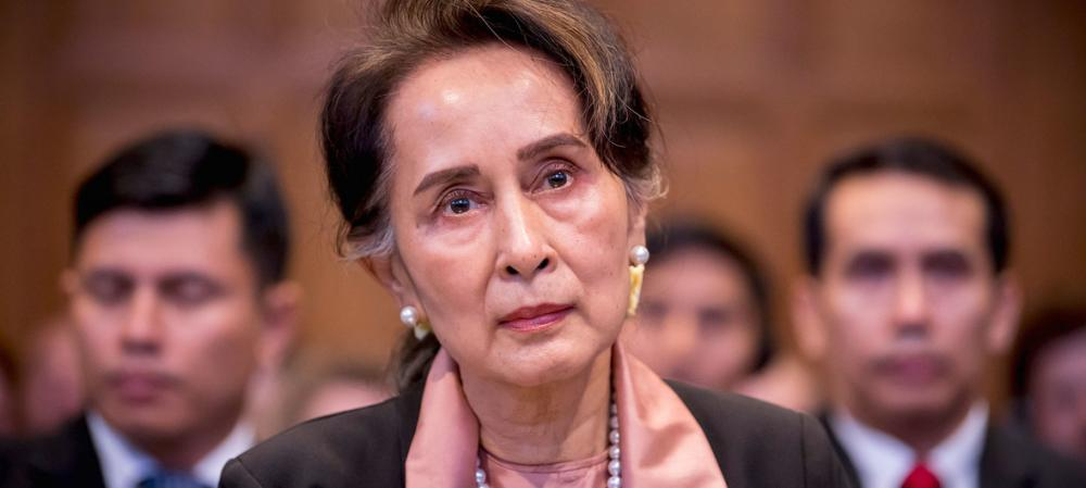 ICJ: Myanmar leader Aung San Suu Kyi rejects genocide claims