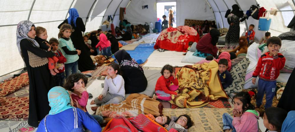 Risk grows of 'catastrophic humanitarian fallout' in Syria's Idlib, where 3 million are trapped: top UN officials urge unity in Security Council