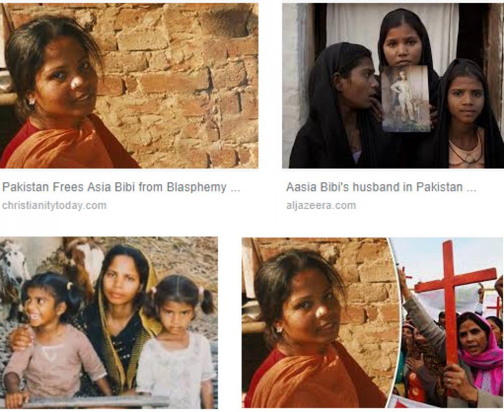 Pakistani Supreme Court to hear plea in Christian woman Aasia Bibi's blaspemy case next week