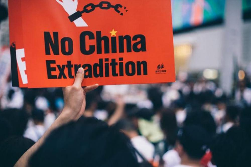 Hong Kong city witnesses another weeked of protests