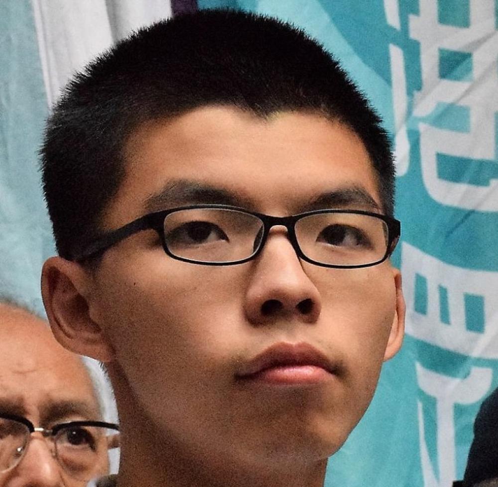 Hong Kong Protests: Pro-democracy activist Joshua Wong arrested